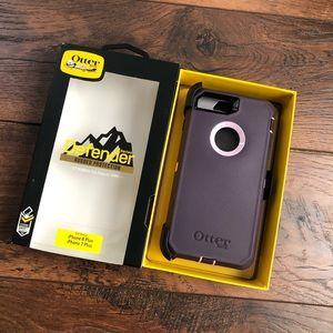 DEFENDER SERIES Case iPhone 8 PLUS & 7 PLUS